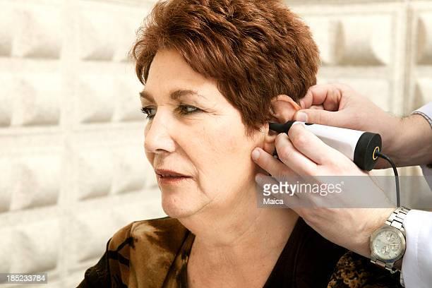 test de l'ouïe