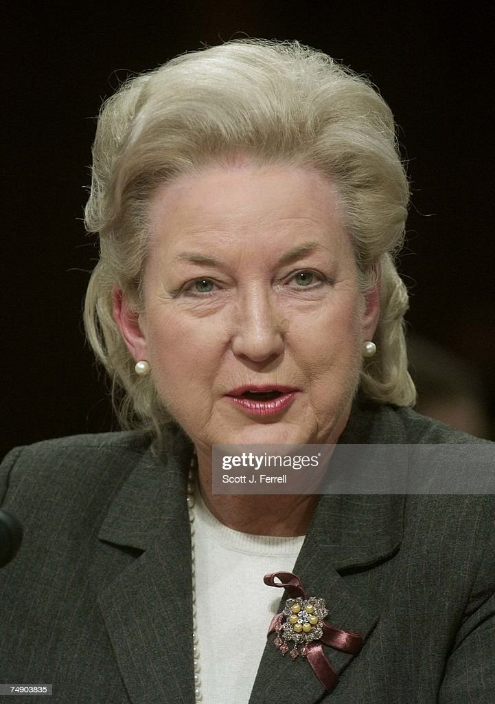 HEARINGS--Testifying at the Senate Judiciary hearing on behalf of Judge Samual A. Alito Jr., to be an associate justice of the U.S. Supreme Court: U.S. Court of Appeals Judge Maryanne Trump Barry.