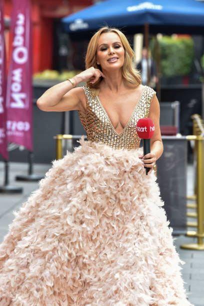 GBR: London Celebrity Sightings - May 17, 2021