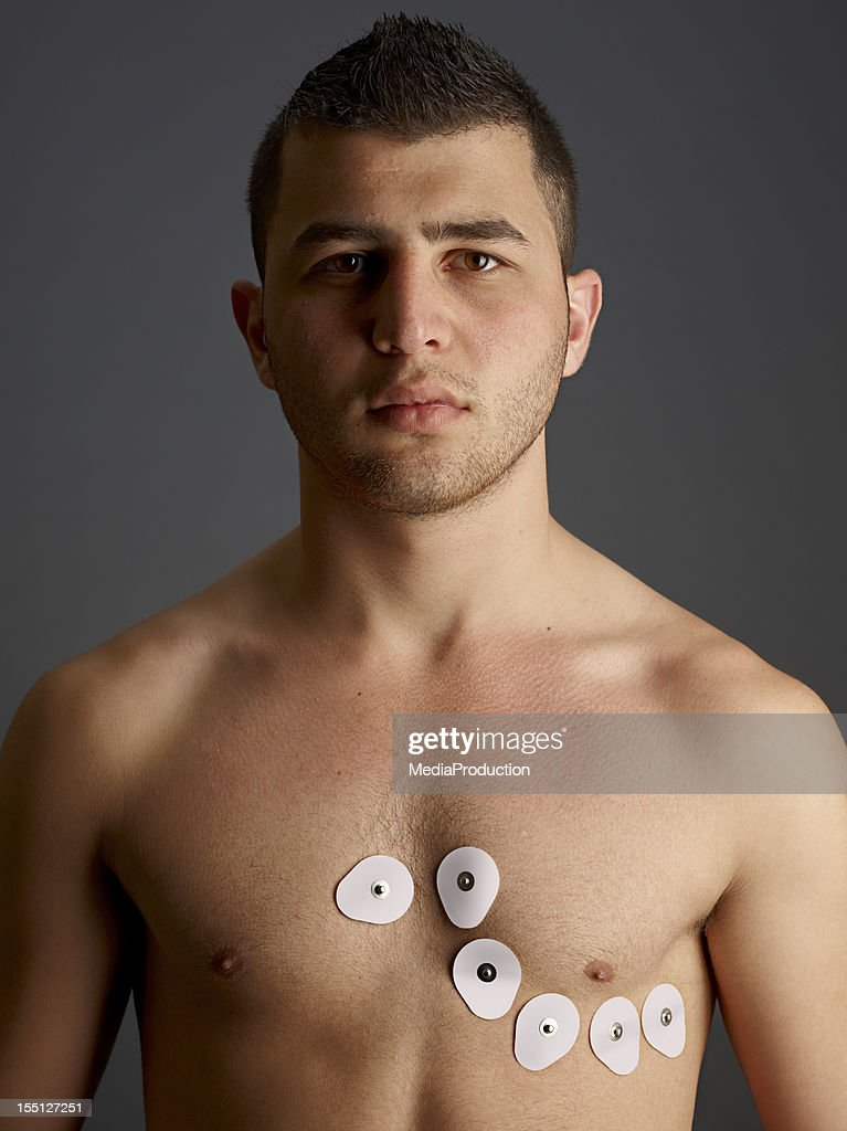 Heart check up : Stock Photo