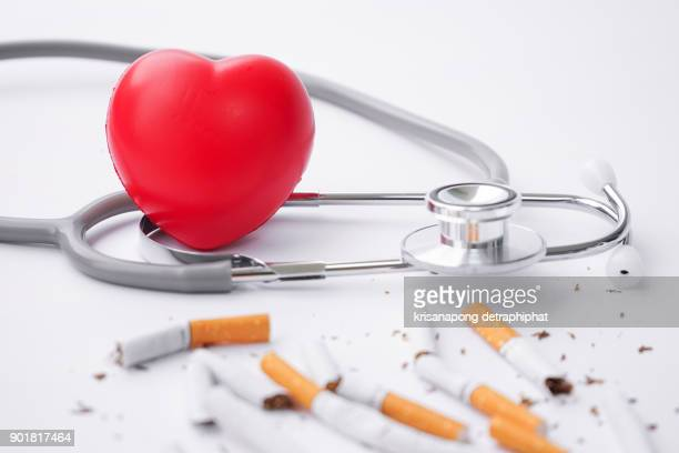 heart disease,Smoking is harmful to health.,Quit smoking keeps your heart healthy.