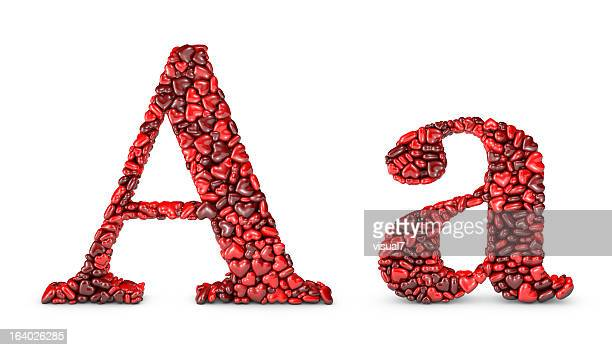 Letter A Stock Photos And Pictures