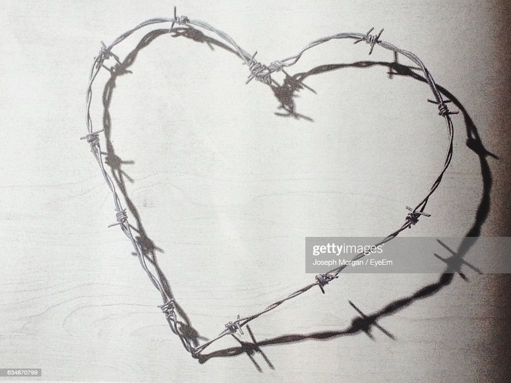 Exelent Barbed Wire Heart Festooning - Schematic diagram and wiring ...