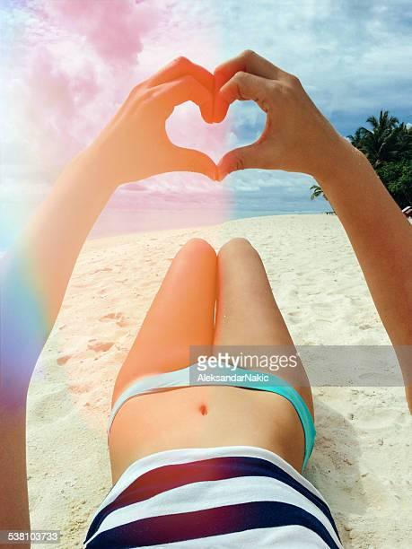 I heart Malediven