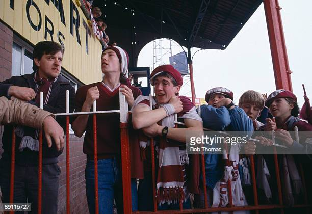 Heart of Midlothian fans in tears after a 20 defeat by Dundee had denied them the Scottish Premier League Championship Title at Dens Park in Dundee...
