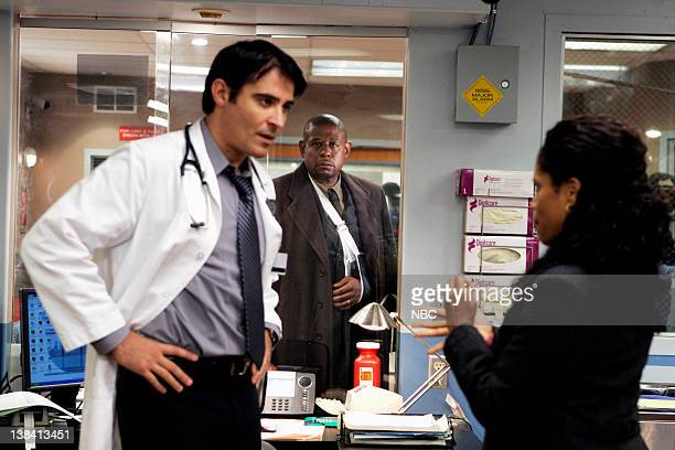 ER Heart of the Matter Episode 6 Air Date Pictured Goran Visnjic as Doctor Luka Kovac Forest Whitaker as Curtis Ames Judith Scott as Mandy Smith