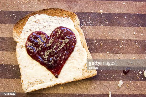 Heart on Toast
