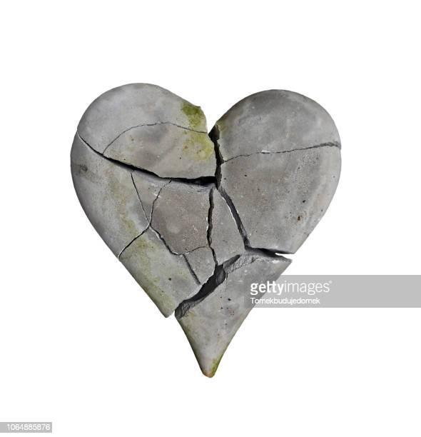 heart - rouwen stockfoto's en -beelden