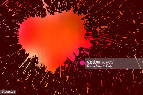 Heart shape illustration