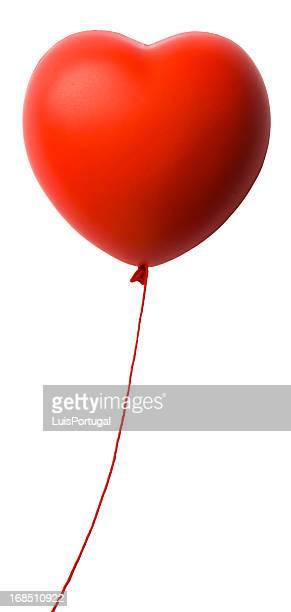 Heart Shape Red  Balloon