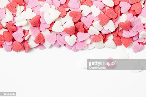 heart shaped border - andrew dernie stock pictures, royalty-free photos & images