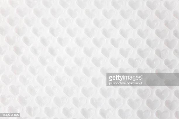 heart shaped bubble wrap - plusphoto stock pictures, royalty-free photos & images