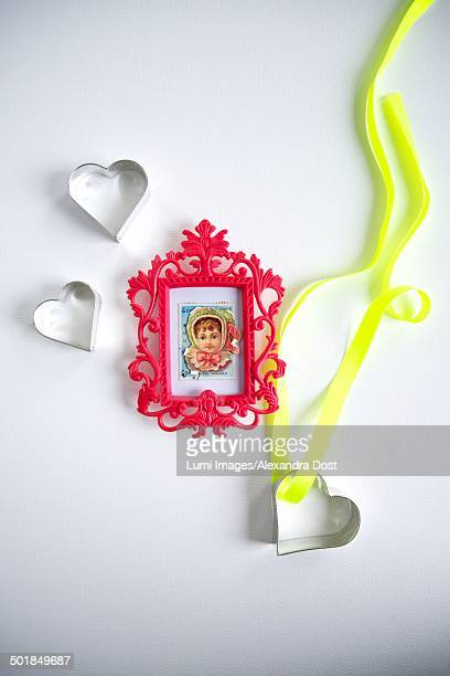 Heart Shaped Cookie Cutters, Munich, Bavaria, Germany
