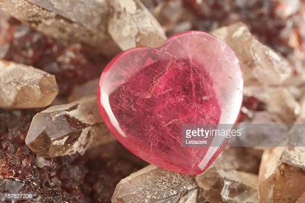 Heart Shaped Gemstone