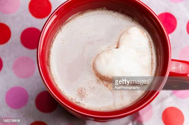 Heart Shaped Marshmallow
