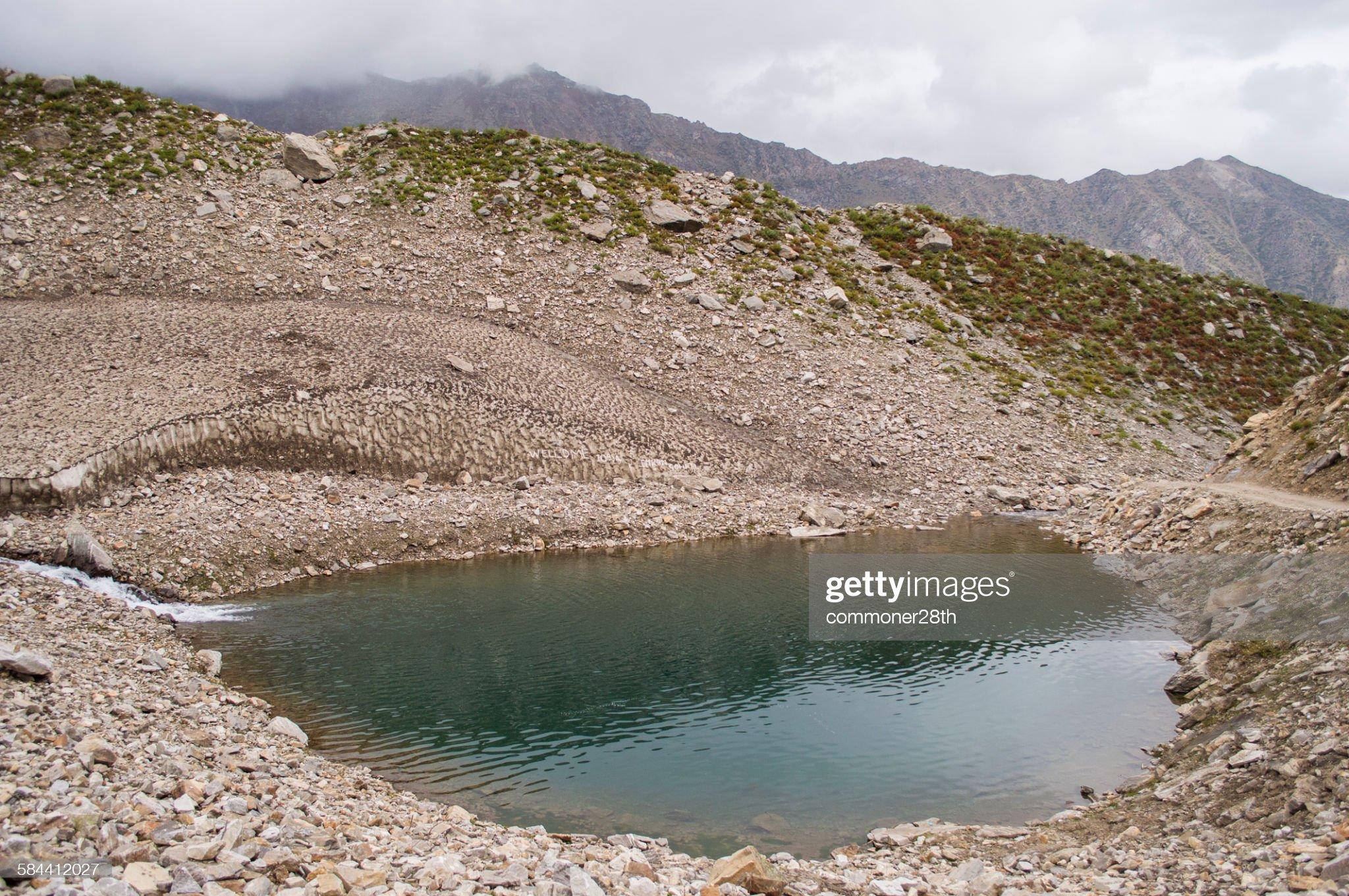 Rama Lake Astore, Gigit-Baltistan. 5 beautiful lakes in Gilgit-Baltistan.