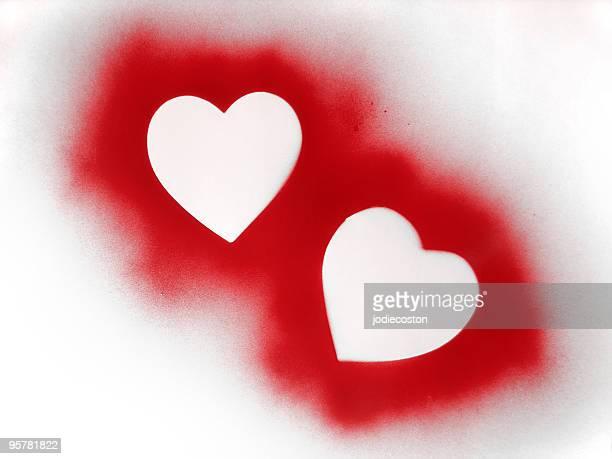 Corazón plantillas