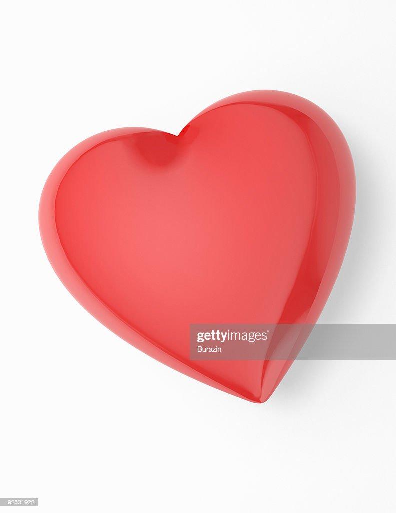 Heart still life : Stock Photo