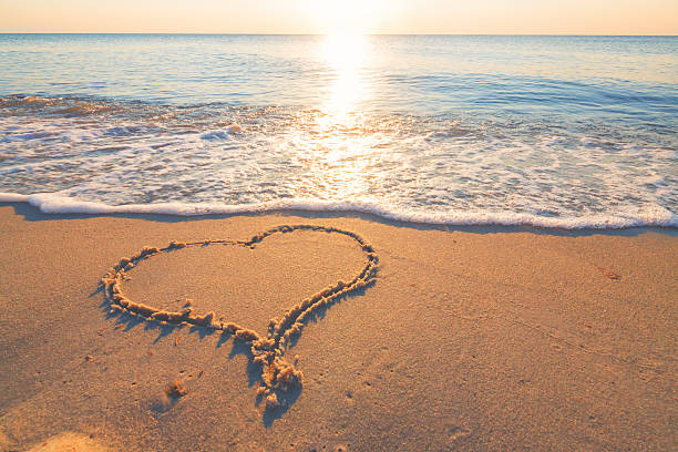 Free heart sand Images Pictures and Royalty Free Stock