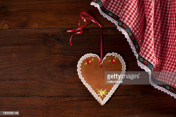heart with apron