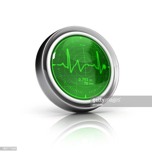 heartbeat meter icon