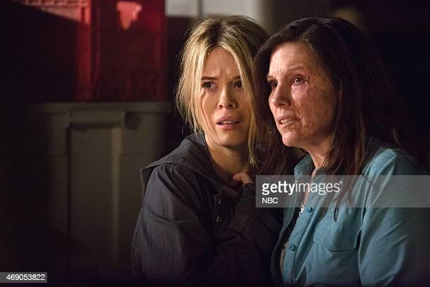 GRIMM Heartbreaker Episode 416 Pictured Leah Renee as Bella Mary Kae Irvin as Cindy Turner