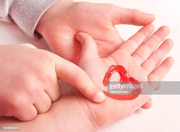 Herz und Händen
