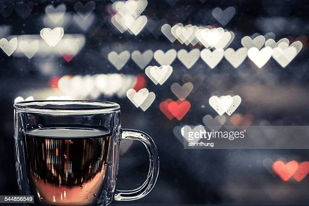 Heart-shaped Bokeh