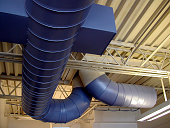 heat ducting