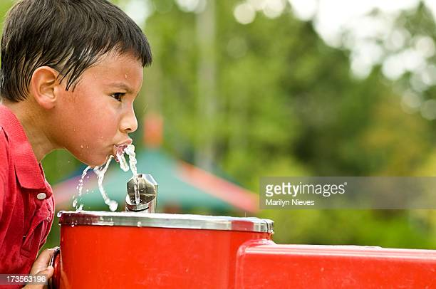 heat relief - thirsty stock pictures, royalty-free photos & images