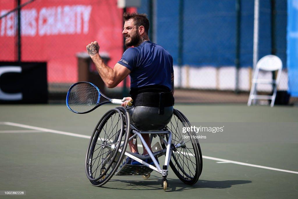 British Open Wheelchair Tennis Championships - Day Four