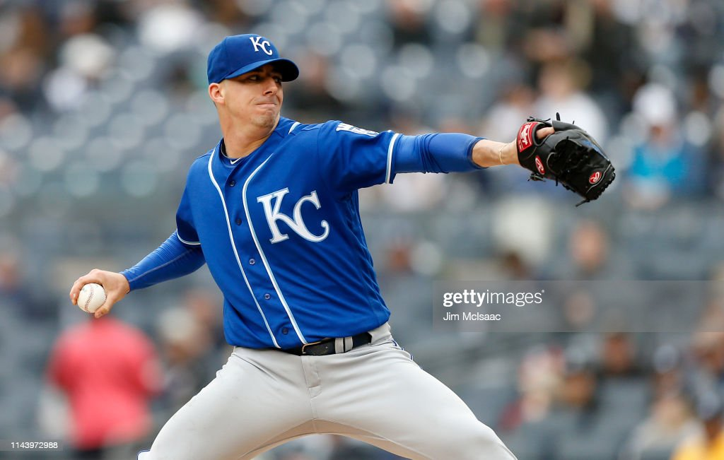 NY: Kansas City Royals v New York Yankees