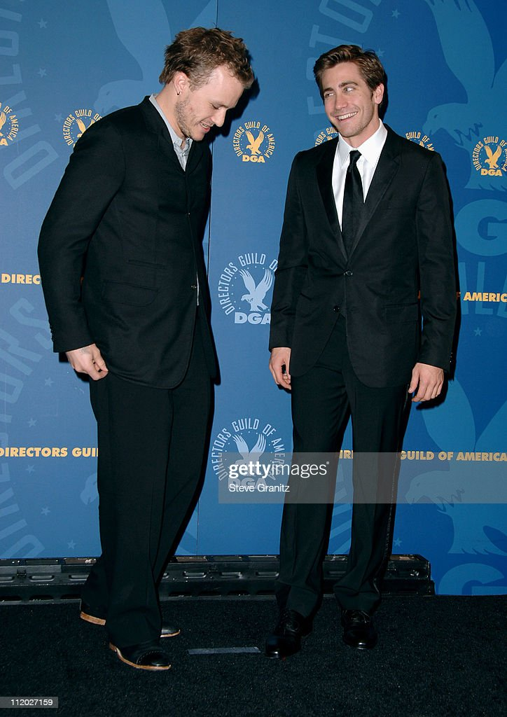 58th Annual Directors Guild of America Awards - Press Room