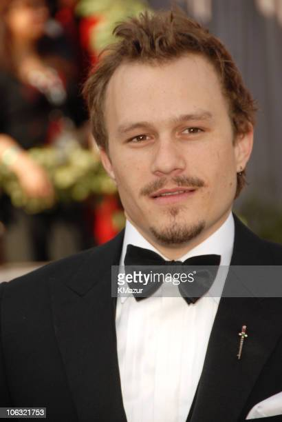 "Heath Ledger, nominee Best Actor in a Leading Role for ""Brokeback Mountain"""
