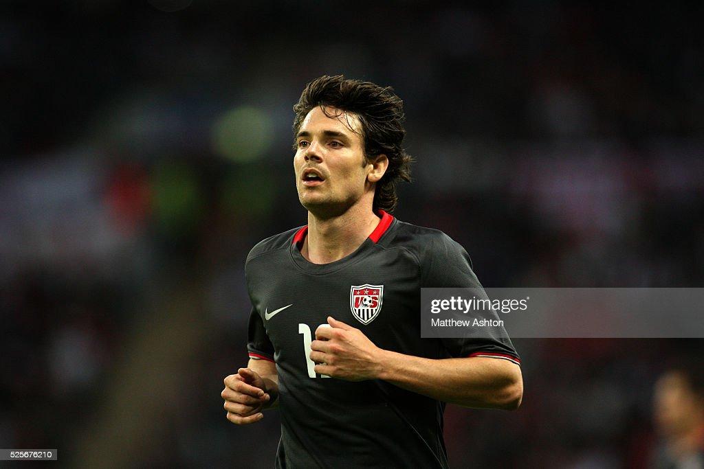 Soccer - International Friendly - England vs. USA : News Photo