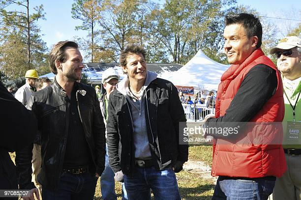EDITION Heathcock family Extreme Makeover Home Edition travels to Hattiesburg MS with Christian Slater as the celebrity volunteer to meet Sherman...