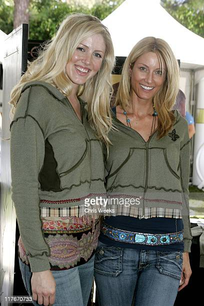 Heather and Renee at Eccentric Symphony during Silver Spoon PreEmmy Hollywood Buffet Day 1 in Los Angeles California United States Photo by Chris...