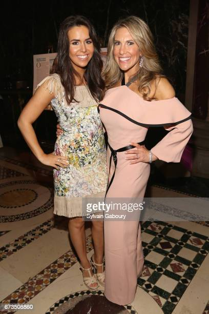 Heather Braverman and Marissa Kochnover attend 18th Annual FARE Spring Luncheon presented by Food Allergy Research Education at Cipriani 42nd Street...