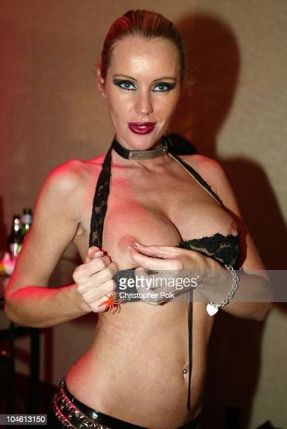 Heather Elizabeth Parkhurst during AList Party presents Trashy Lingerie Haloween Party at Le Meridien Hotel in Hollywood CA United States