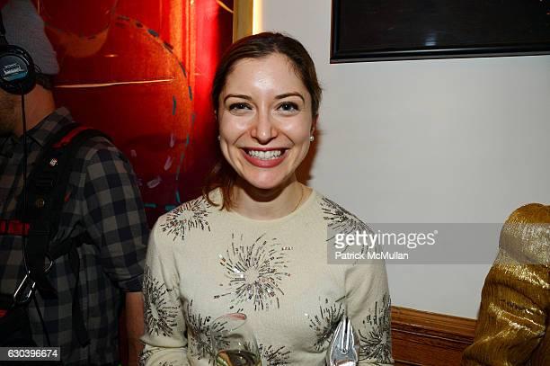 Heather Federman attends Leesa Rowland Ramona Singer R Couri Hay Cornelia Guest Salute Animal Ashram @ Chez Couri at Chez Couri on December 19 2016...