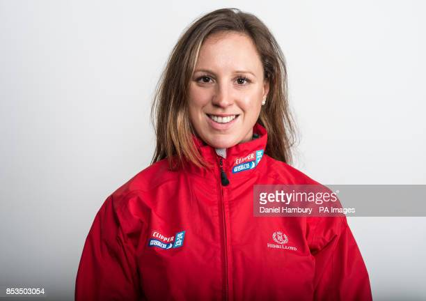 Heather Fell during a photocall at the British Olympic Association London PRESS ASSOCIATION Photo British Olympic silver medallist and former Modern...
