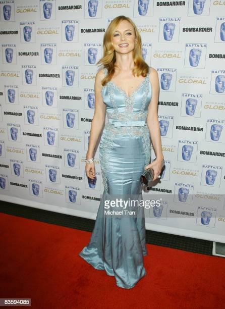 Heather Graham arrives to the 17th Annual BAFTA Los Angeles Britannia Awards held at the Hyatt Regency Century City Plaza Hotel on November 6, 2008...