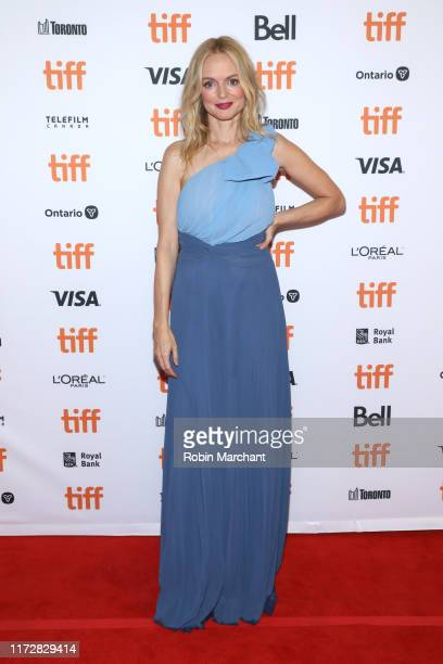 Heather Graham attends The Rest Of Us premiere during the 2019 Toronto International Film Festival at Winter Garden Theatre on September 06 2019 in...