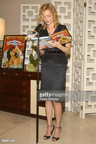 Heather Graham attends VANITY FAIR COLE HAAN celebrate Lauren Redniss' new book CENTURY GIRL to benefit The Accompanied Library Society at Cole Haan...