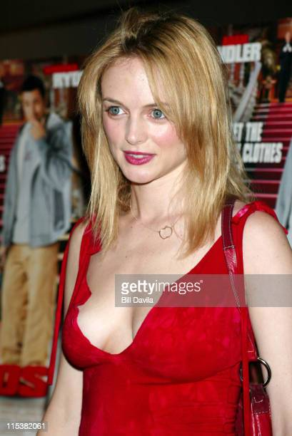 Heather Graham during Mr Deeds Premiere in New York City at Loews Cineplex Lincoln Square in New York City New York United States