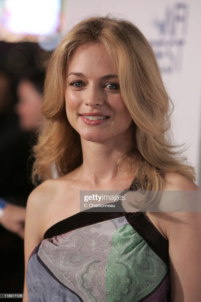 Heather Graham during The Weinstein Company Hosts Black Tie Opening Night Gala and US Premiere of Emilio Estevez's 'Bobby' at Grauman's Chinese Theatre in Los Angeles, CA, United States.