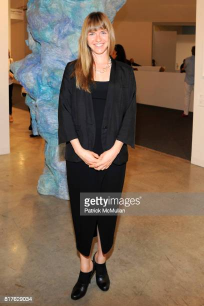 Heather Harmon attends ART BASEL MIAMI BEACH 2010 at Miami Beach Convention Center on December 1 2010 in Miami Beach Florida