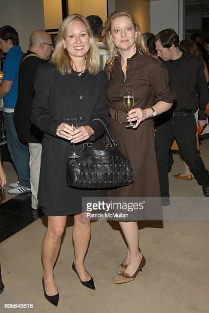Heather Harris and Colleen Kelley Whitcombe attend BERGDORF GOODMAN hosts the opening of ISAAC MIZRAHI's new men's collection and boutique at...