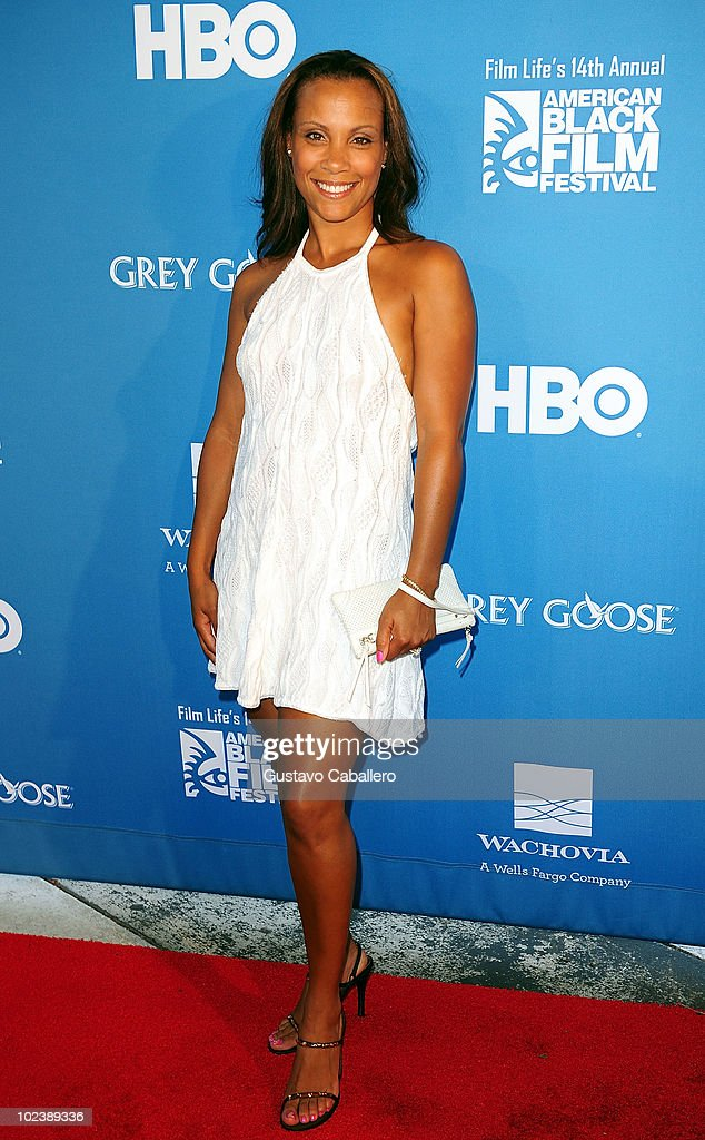 "ABFF Opening Night and Screening of Screen Gems ""Takers"" : News Photo"