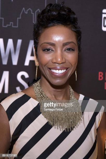 Heather Headley attends the 10th Annual Broadway Dreams Supper at The Plaza Hotel on December 12 2017 in New York City